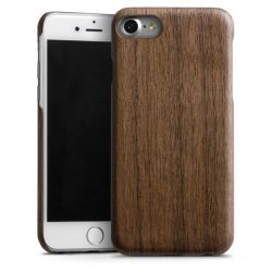 Holz Slim Case Walnuss