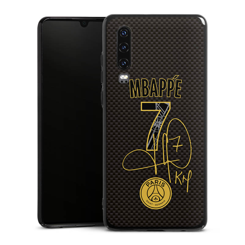 official photos 83763 d93c8 Jersey Mbappe PSG for Hard Case (black) for Huawei P30 by ...