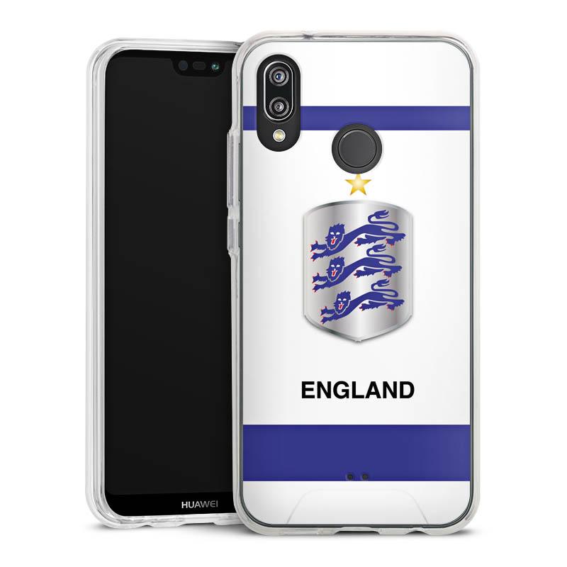 vasta selezione di 7c6c6 a1e2f Team England per Custodia Paraurti (transparent single) per ...