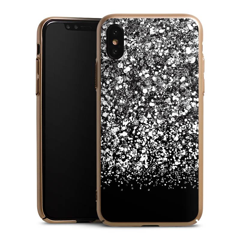 Hard Case Metallic Look gold
