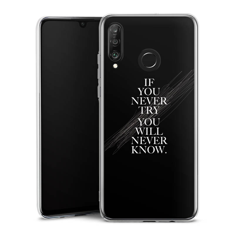 coque huawei p30 silicone dur