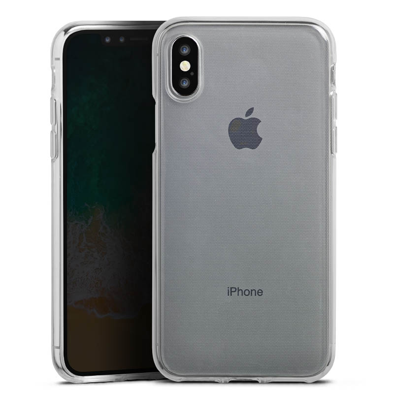 Silikon Case transparent