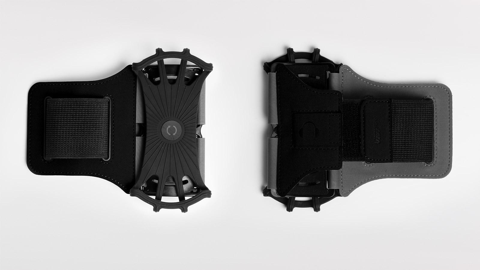 Sportarmband schwarz