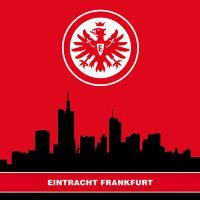 eintracht frankfurt logo zum ausdrucken / eintracht