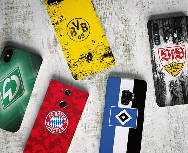 Bundesliga Handyhüllen bei DeinDesign