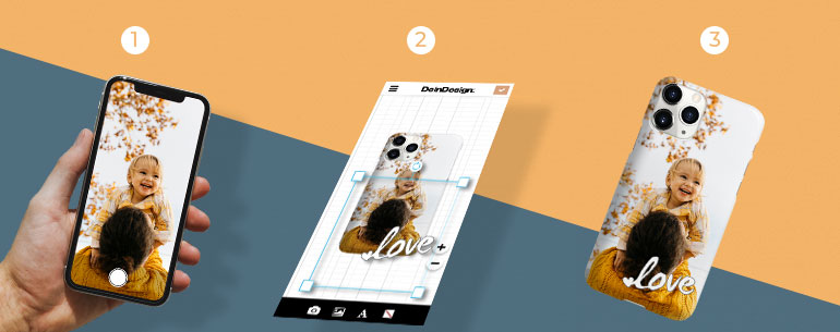 Customize phone cases and more Welcome to DeinDesign!